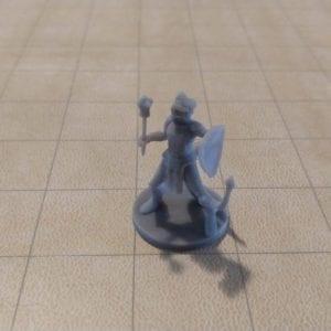 Adventurers/NPCs Tiefling Female Cleric