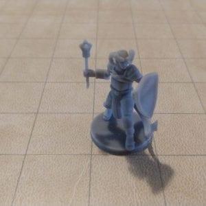 Adventurers/NPCs Tiefling Male Cleric