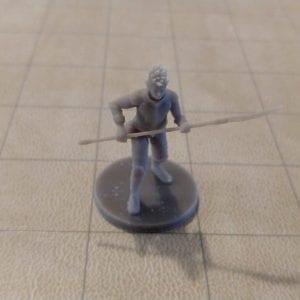 Adventurers/NPCs Female Elven Glaive Fighter