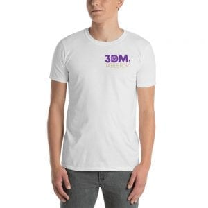 Goodies 3DM Let's Roll Short-Sleeve Unisex T-Shirt