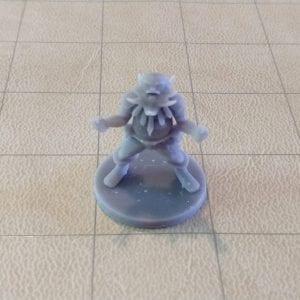Adventurers/NPCs Dwarf Sorcerer