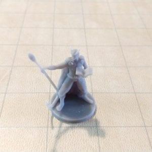 Adventurers/NPCs Tiefling Wizard
