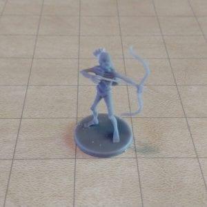 Miniatures Skeleton Archer