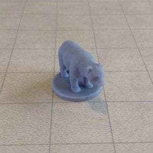 Miniatures Bear