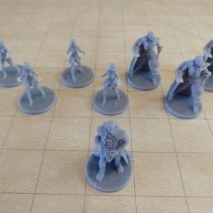 Miniatures Vampire Pack