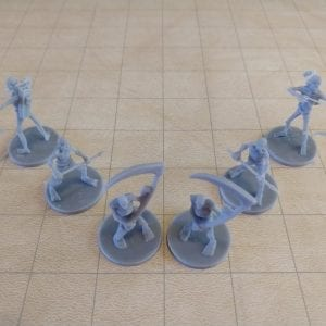 Miniatures Skeleton Pack