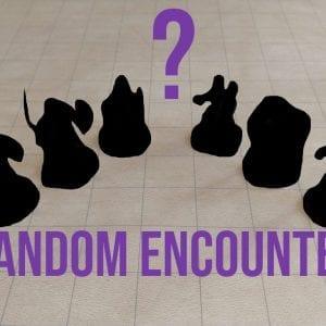 Miniatures Random Encounter