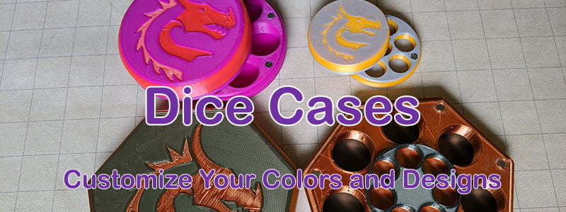 Dice Cases Category Image