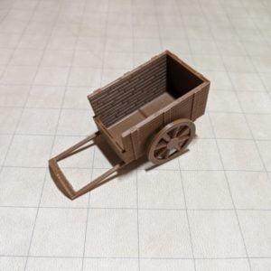 Accessories Open Horse Cart