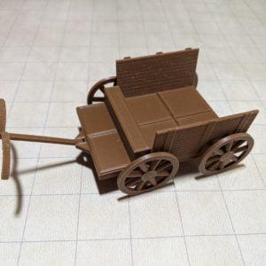 Accessories Open Wagon