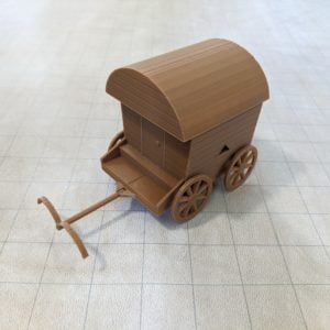 Accessories Covered Wagon