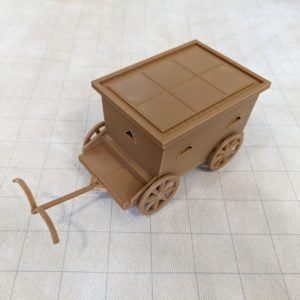 Accessories Carriage / Large Wagon